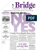 The Bridge, September 6, 2012
