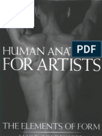 Human Anatomy for Artists