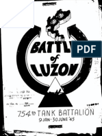 WWII 754th Tank Battalion
