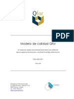 Modelo de Calidad QFor