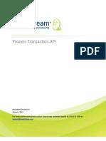 Beanstream API Integration Original