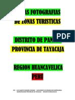 Turismo Distrito de Pampas Provincia Tayacaja Huancavelica