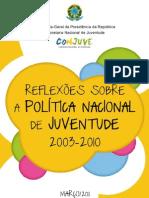 Brasil. Reflexiones sobre la política nacional de juventud 2003 - 2010
