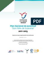 Paraguay. Plan Nacional de Juventud 2011 - 2013