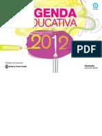 Agenda Educativa CABA 2012