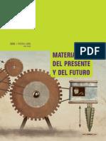 Ciencias Naturales. Materiales Del Presente y Del Futuro