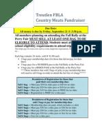 Jerky Fundraiser & Rally Explained