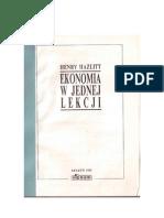 Henry Hazlitt - Ekonomia w Jednej Lekcji3