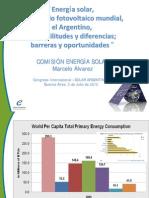 Marcelo Alvarez Solar Argentina 3 Julio 2012
