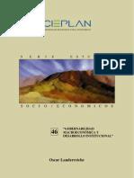 Gobernabilidad Macroeconómica y Desarrollo Institucional
