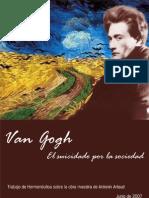 Van Gogh El Suicidado Por La Sociedad de Antonin Artaud