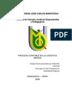 Contabilidad de La Logistica Caratula1