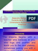 FARMACO 1. Definiciones en farmacología, transporte celular, receptore