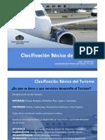Clasificación Básica del Turismo
