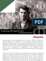 Análisis - Ludwing Wittgenstein