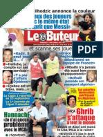 LE BUTEUR PDF du 07//09/2012