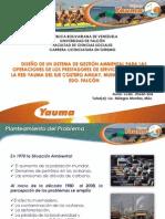 Sistema de Gestión Ambiental Prestadores de Servicios Turísticos del Eje Costero de Amuay, Municipio Los Taques del Estado Falcón