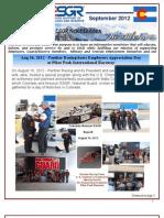 COESGR Newsletter September 2012 State Website