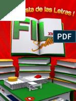 Programa FILS-Feria del Libro de Saltillo 2012