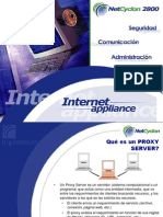 Proxyserver Website