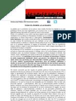 Declaración Pública MUI UAHC