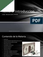 Tema 1 Oferta y Demanda Est.