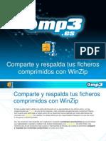 Comparte y respalda tus ficheros comprimidos con WinZip