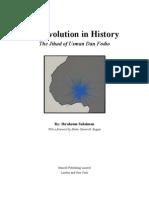 A Revolution in History, The Jihad of Usman Dan Fodio, By Ibraheem Sulaiman