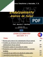 Análisis de fallas en Endulzamiento