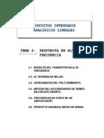 Tipos de Transistor