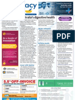 Pharmacy Daily for Fri 07 Sep 2012 - Digestive health, Vitamin Angels, Brilinta results, Traffic light testing and much more...