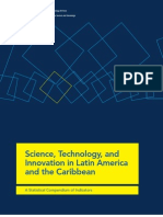 Science Technology and Innovation in Latin America and the Caribbean- A Statistical Compendium of In