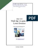 Thiet Lap Va Quan Tri Lotus Domino