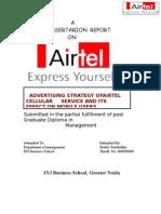 14334131 Airtel Project