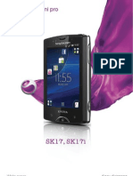 Whitepaper en Sk17 Xperia Mini Pro