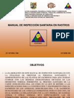 Manual de Insp. Sanitaria