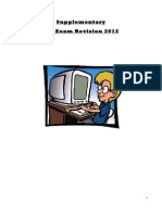 Supplementary Revison Guide April+2012