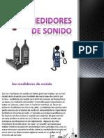 Medidores de Sonido