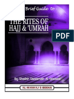 A Brief Guide to the Rites of Hajj and Umrah-shaykh Usaam Al Qoosee-www.islamtrasure.com