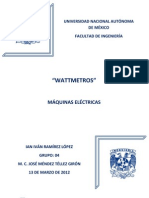 Wattmetros