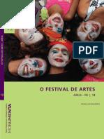 Coleção Preservação e Desenvolvimento - 13 O Festival de Artes, Areia - PB