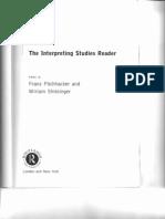 The Interpreting Studies Reader - Introduction