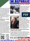 The New Republic September 6 2012
