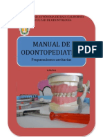 Manual Odontopediatria