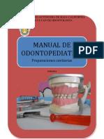 Manual Odontopediatria