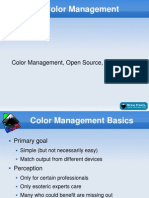 ColorManagement Inkscape