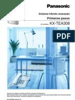 Primeros_Pasos Central Panasonic.