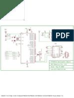 ATMEGA16 Developement Board Schematic