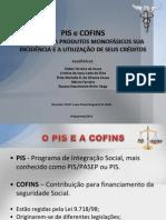 Pis Cofins Monofásico Slide