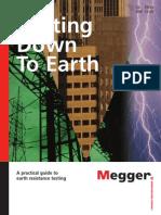 Megger Earth Resistance Testing